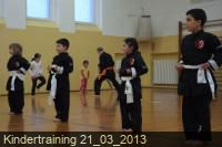Kindertraining 21_03_2013